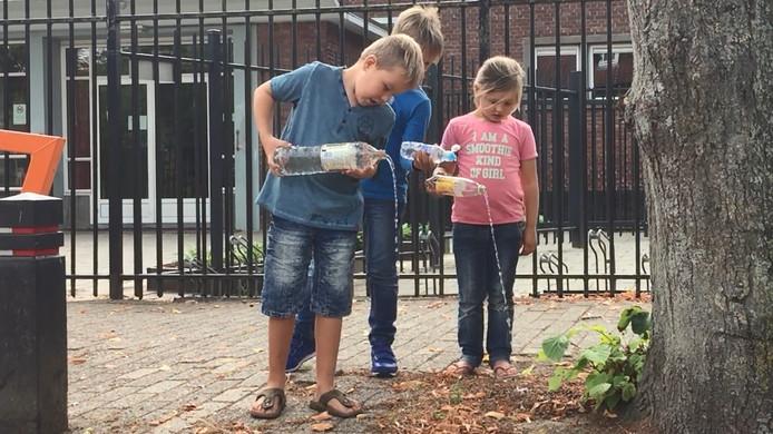 Verplicht water voor basisschoolleerlingen